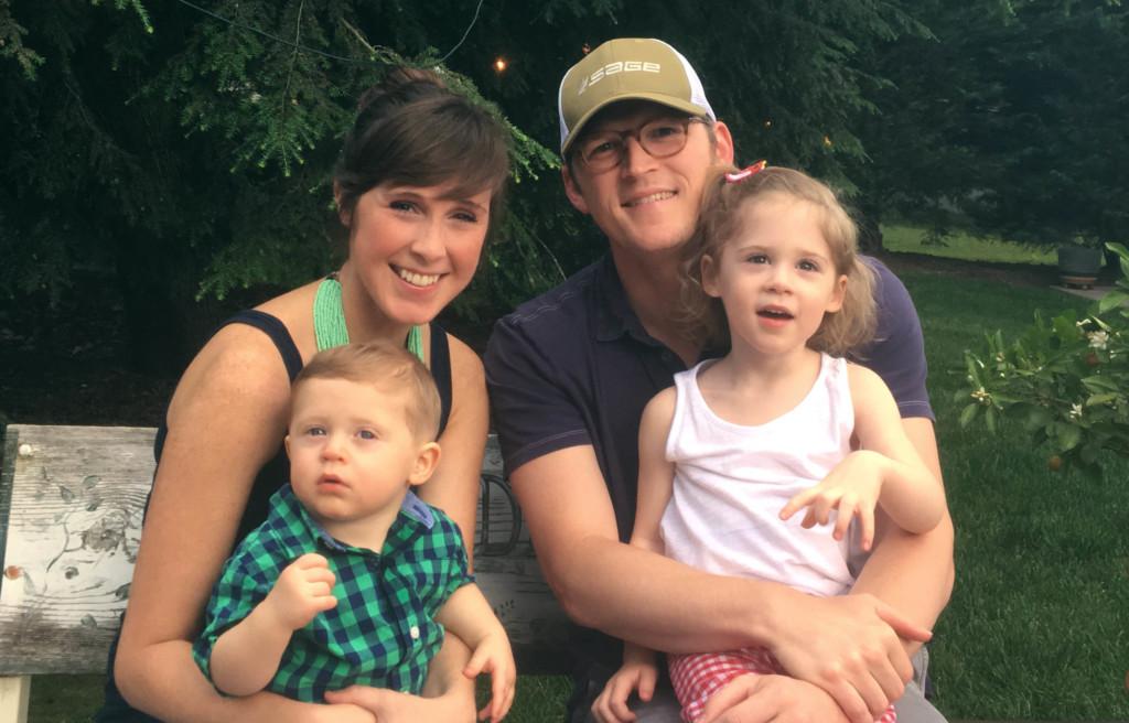 Austin L. Church Family