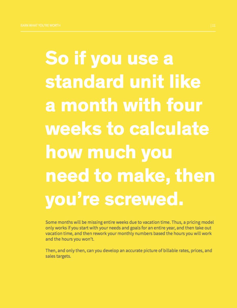 Standard Unit