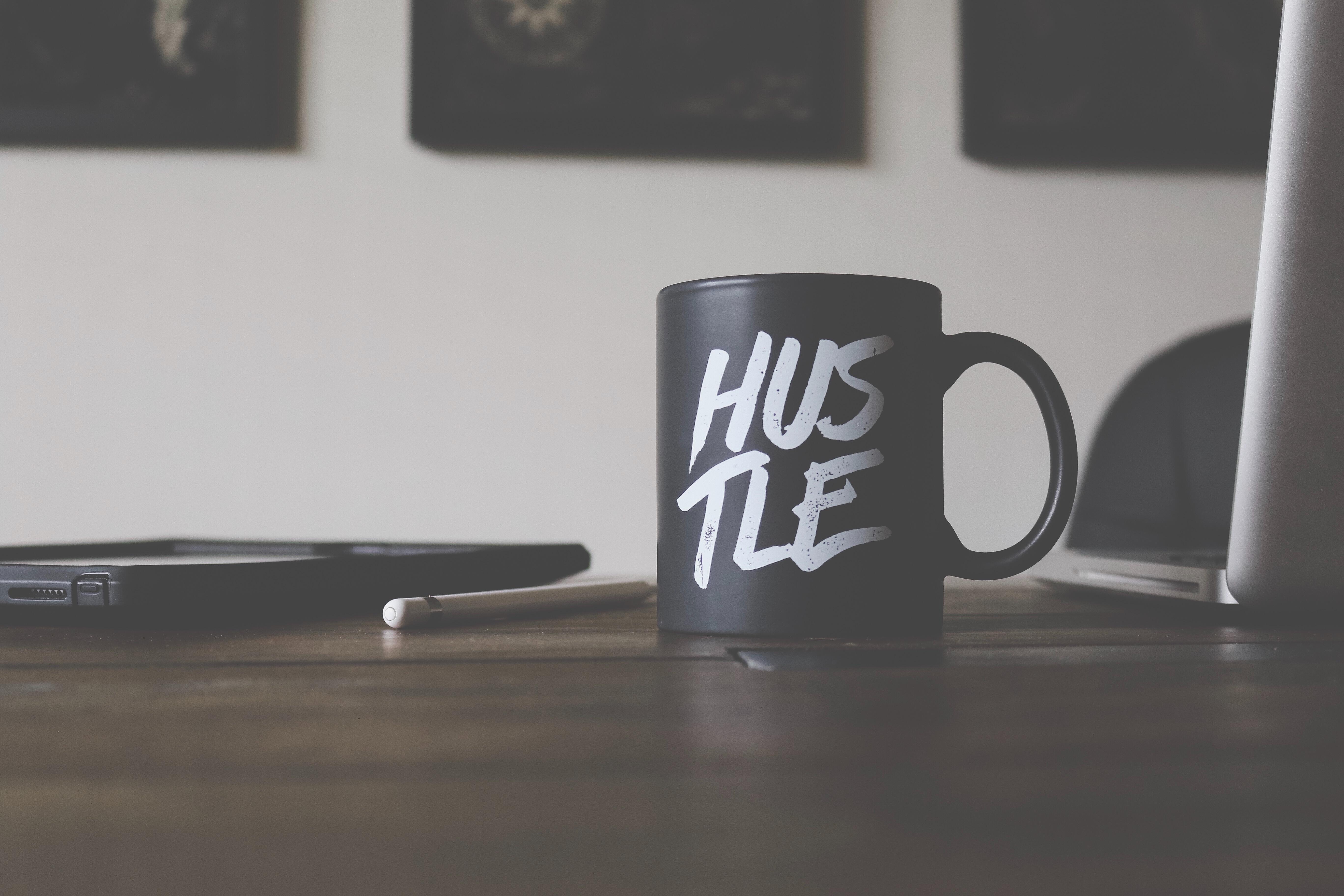 Hustling doesn't always solve the problem