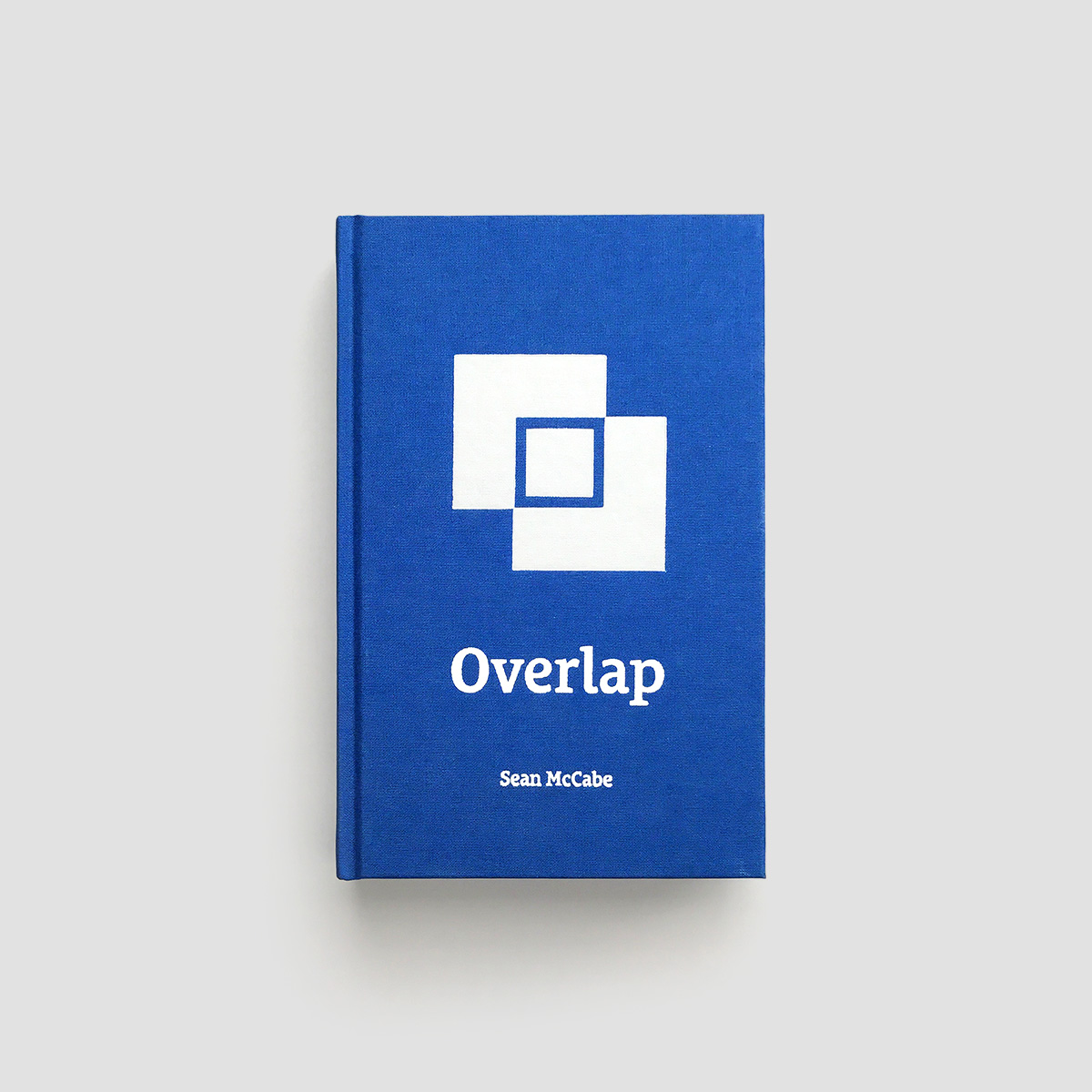 review of Overlap by Sean McCabe