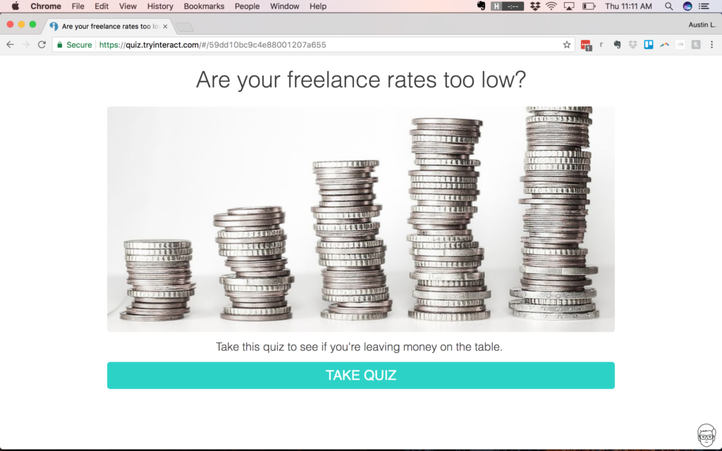 Are your freelance rates too low?