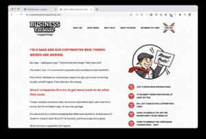 Home Page of Joel Klettke's Website
